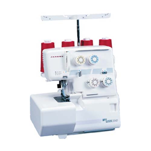janome serger 204D at blows sew and vac